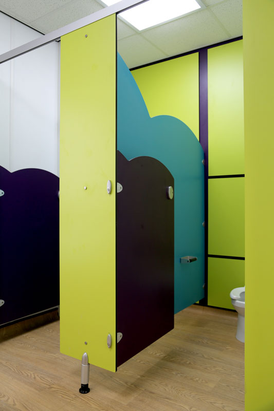 Nursery Washrooms