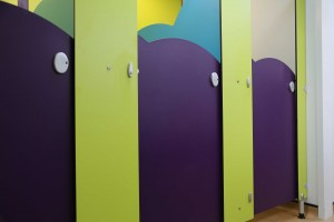Cubico Nursery Washrooms