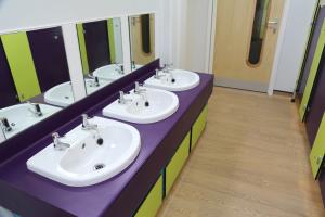 nursery vanity units