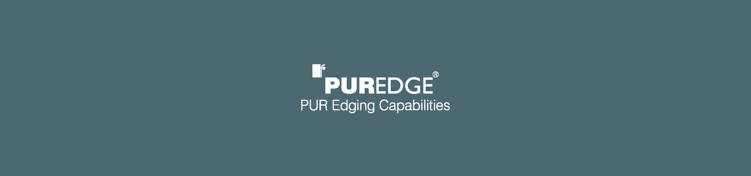 PUR edge