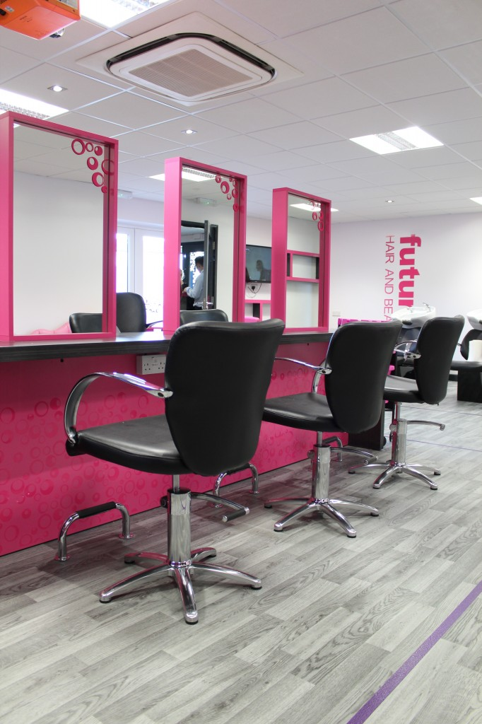 hairdressing furniture