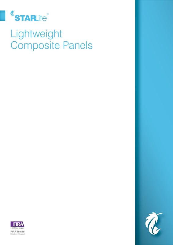 STARlite lightweight panel
